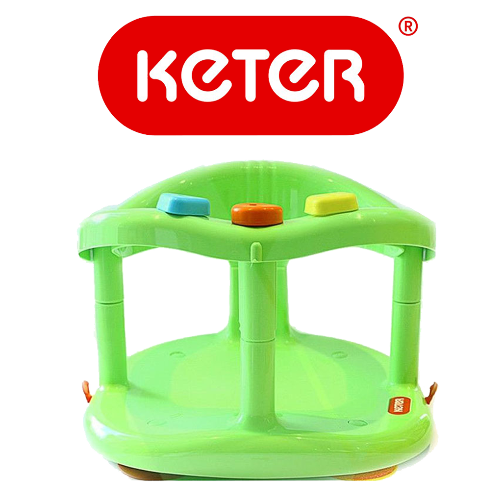 Baby bath chairs for the tub - Keter Baby Bath Tub Ring Seat Green Color