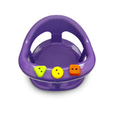 Keter Baby Bathtub Seat Purple