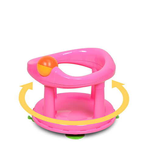 Safety 1st Swivel Baby Bathtub Seat Pink