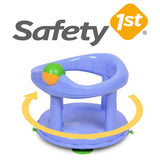 Safety 1st Swivel Baby Bathtub Seat Pastel Blue