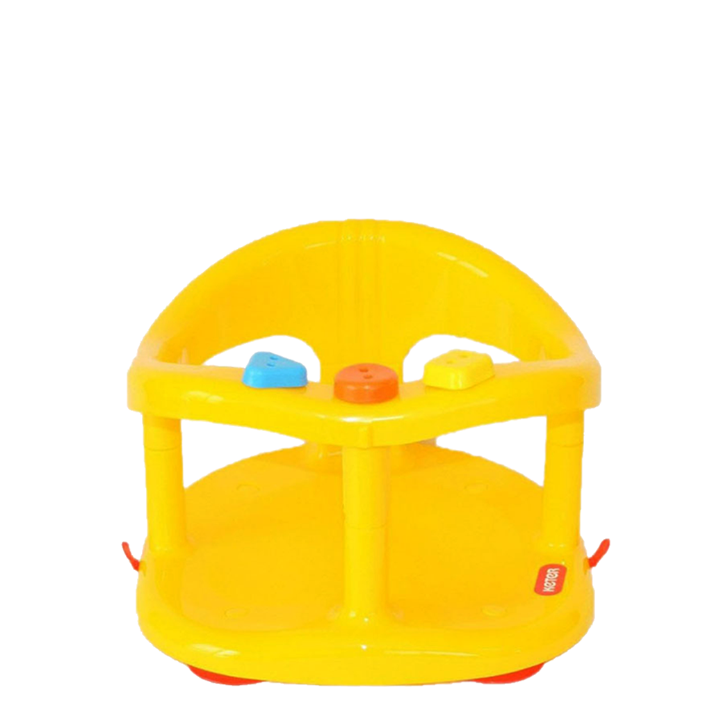 Keter Baby Bathtub Seat Yellow