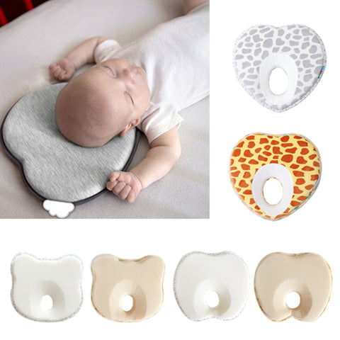 Baby Pillow Head Protection Cushion Anti Roll