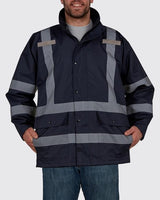 UPA 890 Lightweight Rain jacket