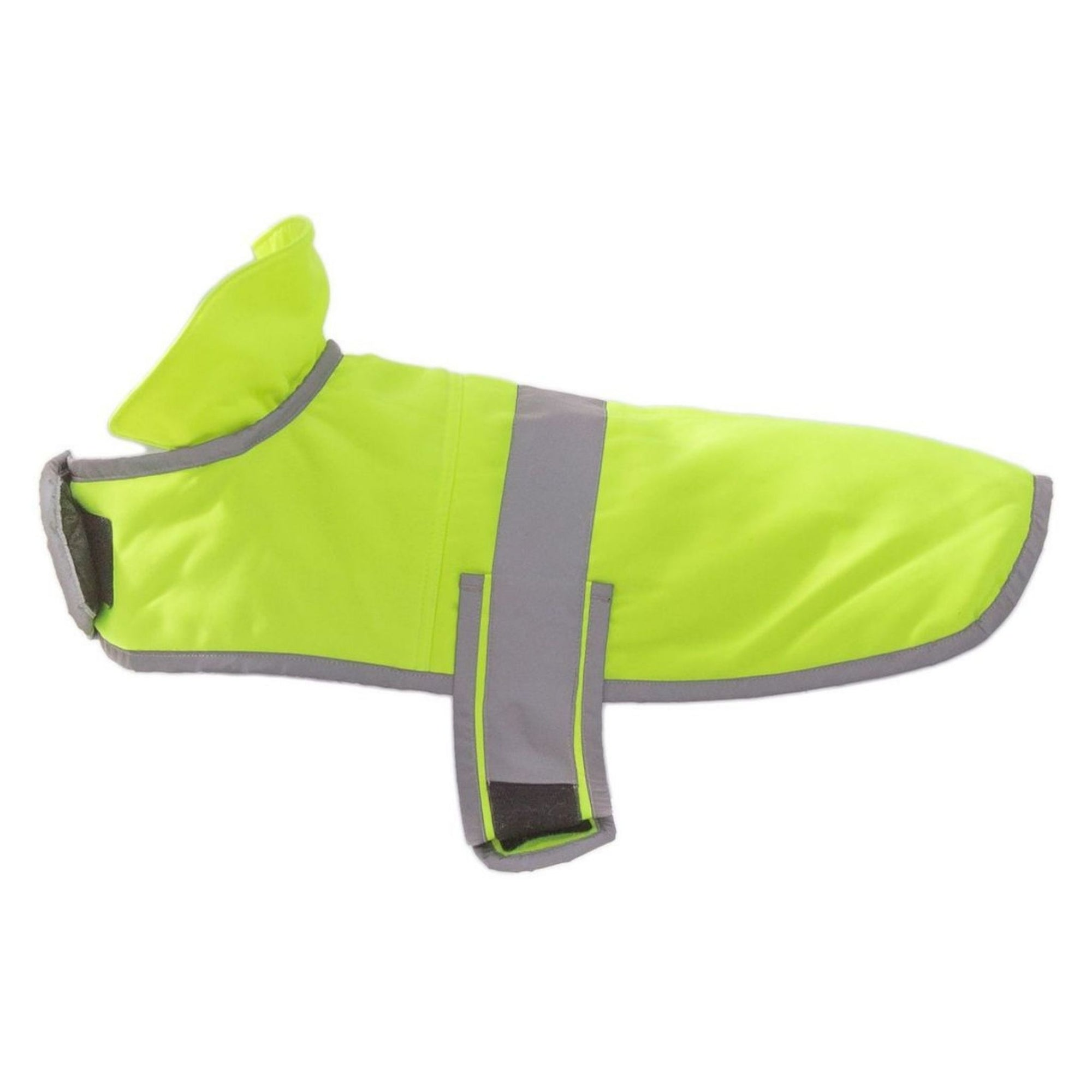 UHV896 Hi-Visibility Dog Safety Coat with Fleece Lining - Utility Pro Wear