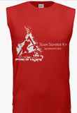 Team Semper K9 Race Day Sleeveless Shirt