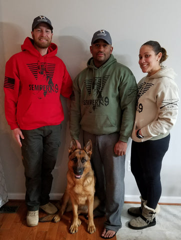 Grunt Style Limited Edition Semper K9 Hoodie