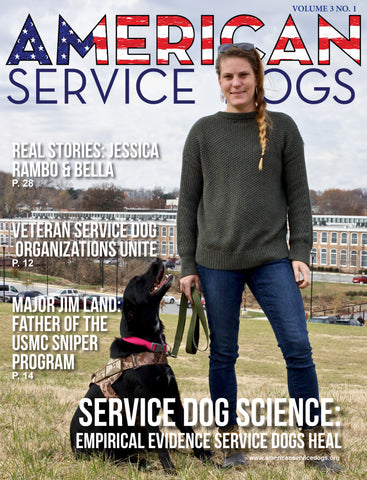 American Service Dogs Magazine Annual Subscription