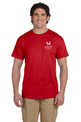 Semper K9 Men's Ultra Cotton Tee