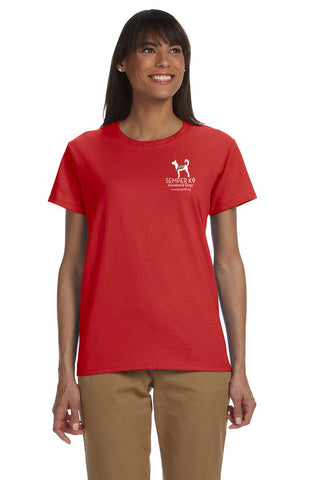 Semper K9 Ladies Ultra Cotton Tee
