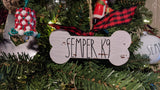 Semper K9 2020 Holiday Ornament