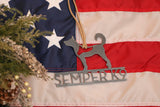 Semper K9 2017 Holiday Ornament