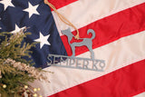 Semper K9 Holiday Ornament