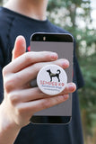 Semper K9 Custom Popsocket