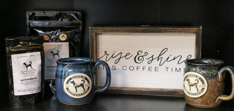 'Ruff Mornings' Semper K9's Gourmet Coffee