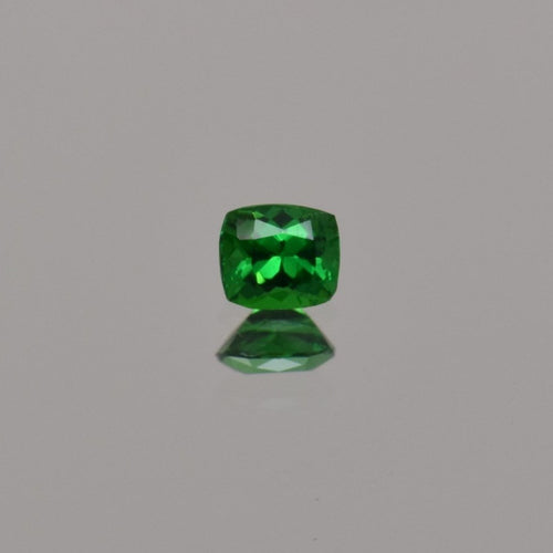 0.20ct Cushion Green Tsavorite