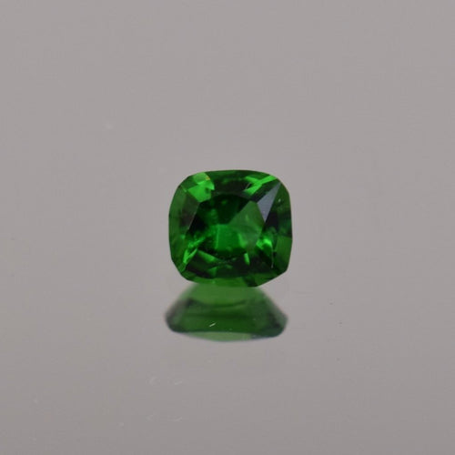 0.23ct Square Cushion Green Tsavorite