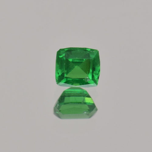 0.31ct Cushion Green Tsavorite