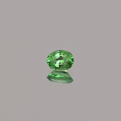 0.34ct Oval Green Tsavorite
