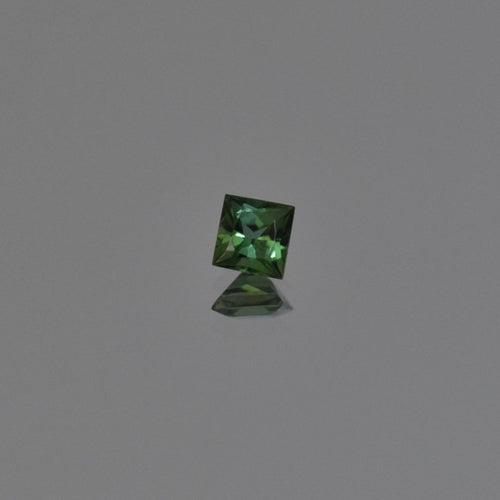 0.45ct Square Green Tanzanite