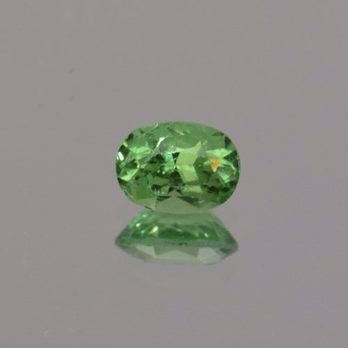 0.45ct Oval Green Tsavorite