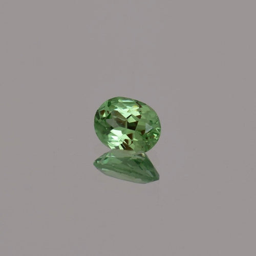 0.52ct Oval Green Tsavorite