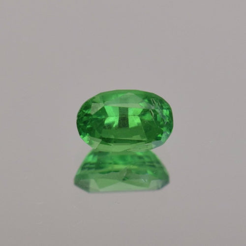 0.64ct Oval Green Tsavorite