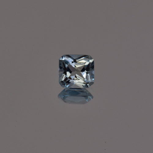0.80ct Cushion Aquamarine