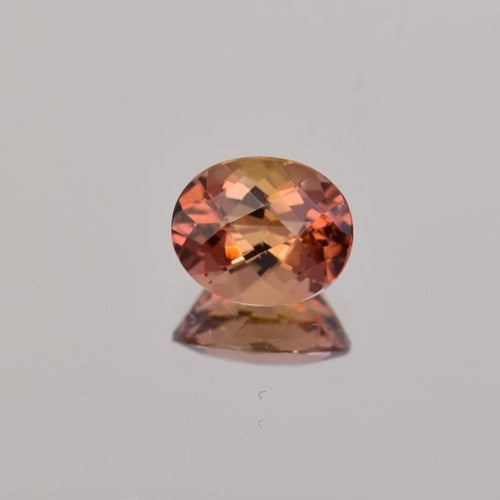 1.39ct Oval Pink Tourmaline