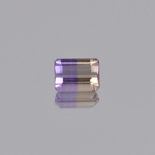 1.53ct Emerald Cut Bi-Color Ametrine