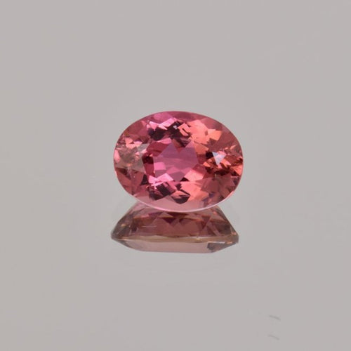 1.58ct Oval Pink Tourmaline