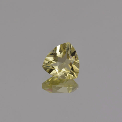 1.61ct Tri Lemon Quartz 8mm