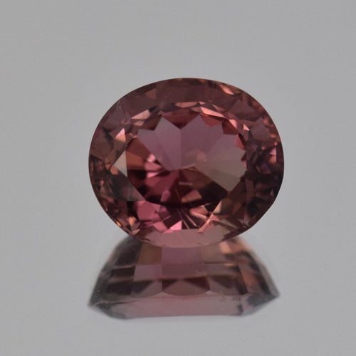 13.67ct Oval Rose Tourmaline