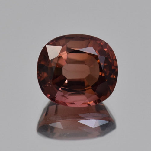 14.84ct Oval Rose Tourmaline