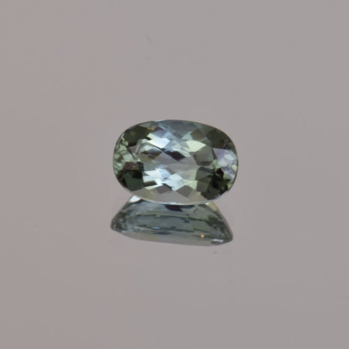 2.42ct Oval Green Tourmaline
