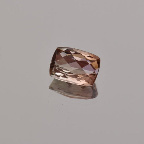 2.49ct Cushion Peach Tourmaline
