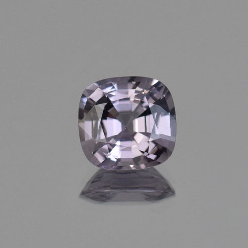 5.86ct Square Cushion Gray Spinel
