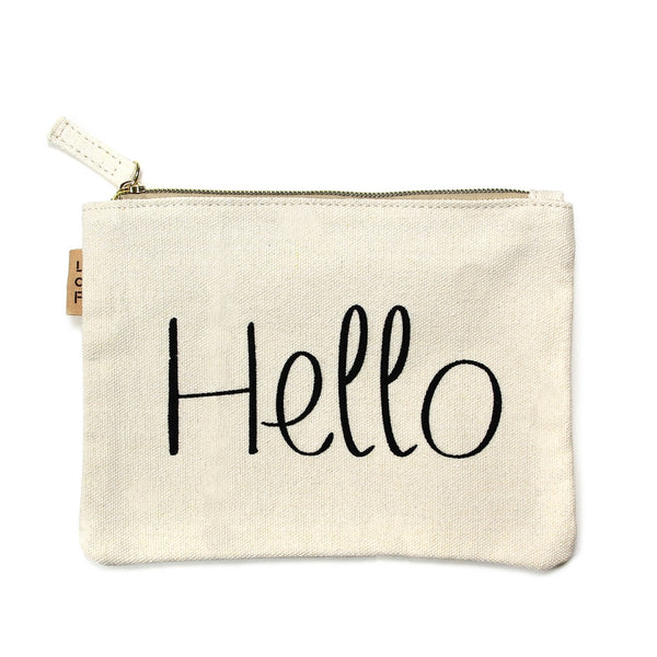 HELLO Travel Pouch