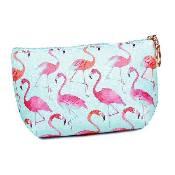 Flamingo Travel Pouch