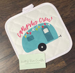 Camping Crew Pot Holder