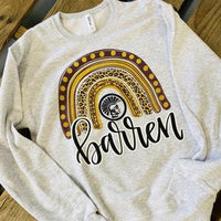 Barren Rainbow Sweatshirt (Youth & Adult)