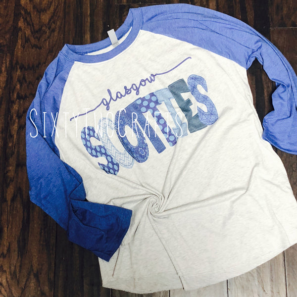 Scotties Spirit Raglan