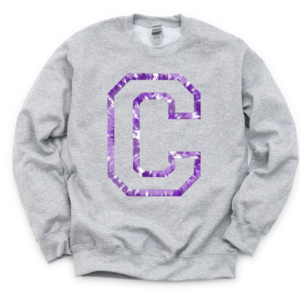Caverna Tie Dye Sweatshirt (Youth & Adult)
