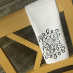 Nana's Cooking Kitchen Towel