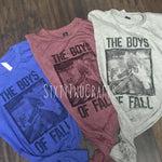 Boys of Fall Tee