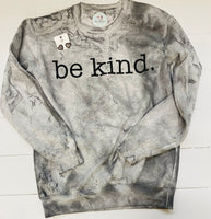 Be Kind Sand Blast Sweatshirt