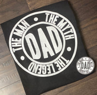 Dad Tee & Decal Special