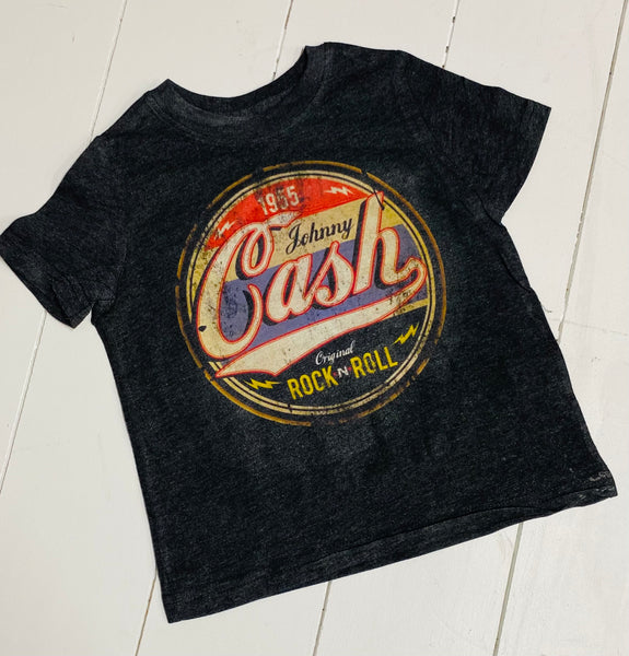 Cash Toddler Tee