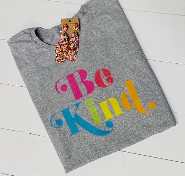 Be Kind Waterfall Tee