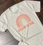 Good Soul Tee (Vneck or Crew)