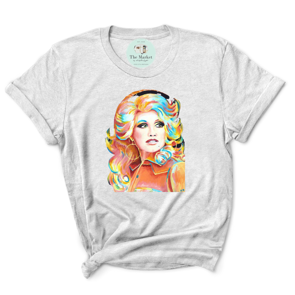 Colorful Dolly Tee